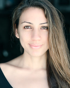 Grace Santos, actor